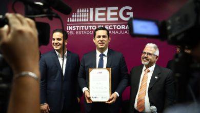 Photo of Diego Sinhue apela a la unidad como gobernador electo