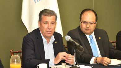 Photo of «Dejo un estado sano», asegura Márquez a los empresarios