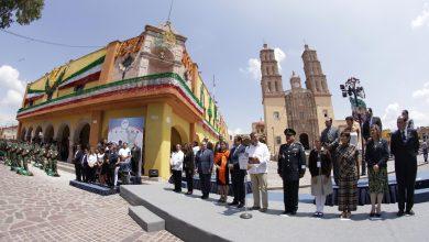 Photo of Márquez abre los festejos patrios en Dolores Hidalgo