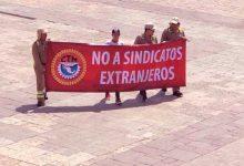 Photo of Desfiles y leves protestas en el Día del Trabajo en GTO