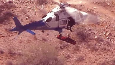 Photo of Rescate infernal en Arizona
