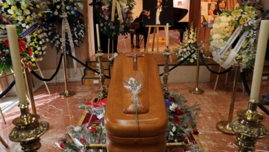 Photo of Dan último adiós a Camilo Sesto en España