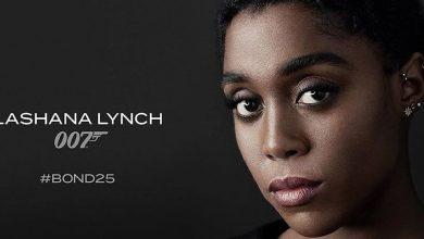 Photo of Lashana Lynch: primera agente 007