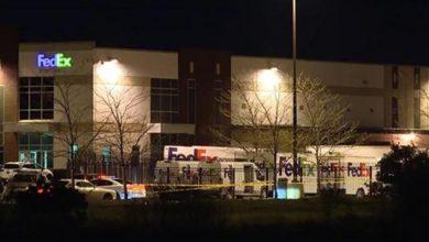 Photo of Masacre en la sede de FedEx en Indianápolis
