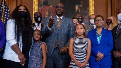 Photo of Biden admite el racismo de Estados Unidos ante la familia Floyd