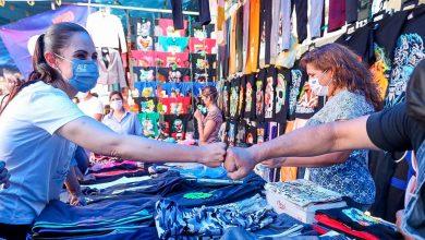 Photo of Ale Gutiérrez promete apoyar a comerciantes