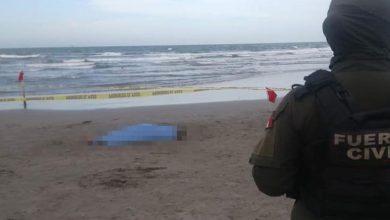 Photo of Joven futbolista de Celaya se ahoga en una playa de Veracruz