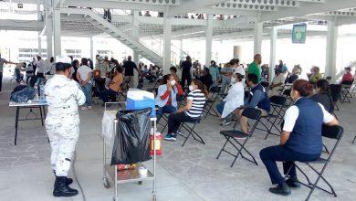 Photo of Arranca el segundo día de vacunación con baja afluencia en León