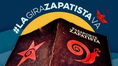 Photo of 'Pasaporte' a Europa para el EZLN