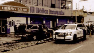Photo of Atacan a balazos una carroza fúnebre en Irapuato