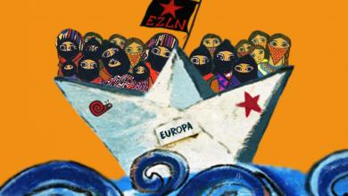 Photo of El EZLN desembarca en Europa