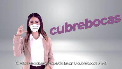 Photo of ¡A votar con cubrebocas!: la campaña más limpia de la historia