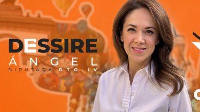 Photo of «Tu voto marcará el futuro de Guanajuato»: Dessire Ángel