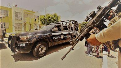 Photo of Secuestran a un policía en Celaya cuando lavaba su auto