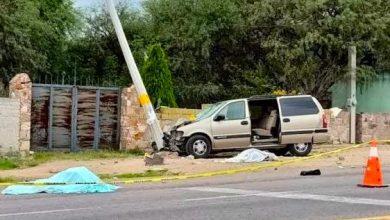 Photo of Camioneta de monjas mata a tres mujeres en San Miguel