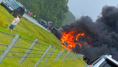 Photo of Mueren 9 niños en un accidente en Alabama