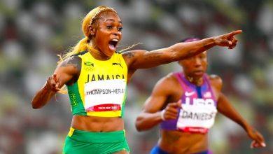 Photo of La segunda mujer más rápida de la historia