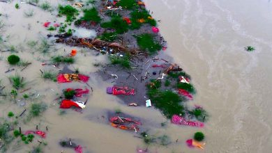 Photo of Los muertos del Ganges