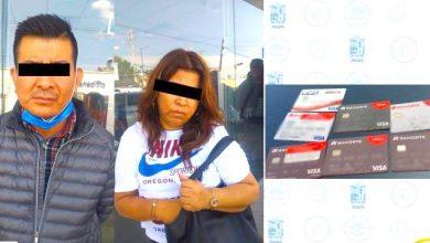 Photo of Detienen a dos clonadores de tarjetas en León