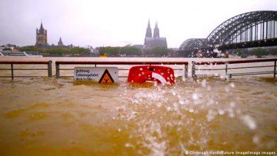 Photo of Alemania bajo el agua: más de 100 muertos