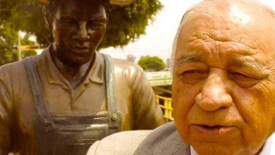 Photo of Muere eI escultor leonés IIdefonso Lorea