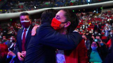 Photo of Fiesta 'roja' en el Auditorio Nacional