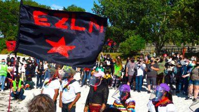 Photo of México niega el pasaporte a 62 delegados del EZLN