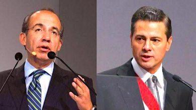 Photo of Calderón y Peña Nieto: conectados por 'Pegasus'