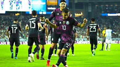 Photo of México brilla en la Copa Oro