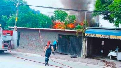 Photo of Mueren madre e hija en un incendio en San Pancho