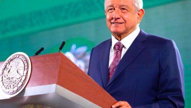 Photo of AMLO: el presidente «contento»